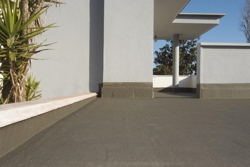 guaina impermeabile per balconi